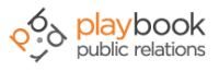 Playbook Public Relations